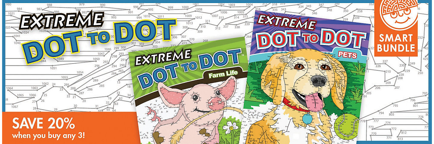 Extreme Dot To Dots Buy Any 6 Save 30%