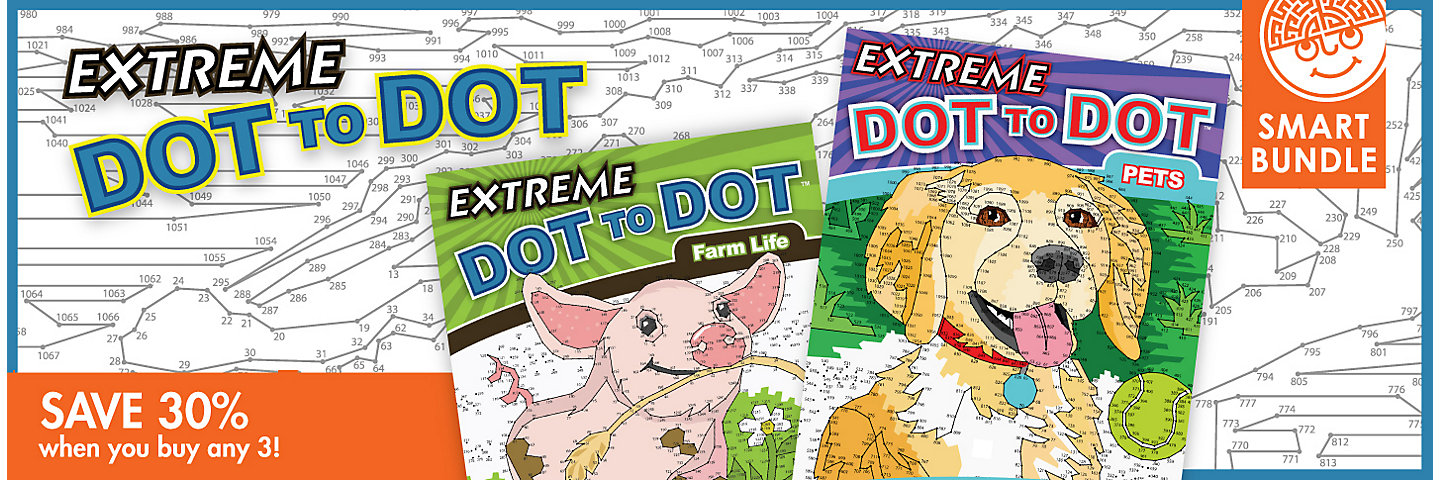 Extreme Dot To Dots Buy Any 3 Save 30%