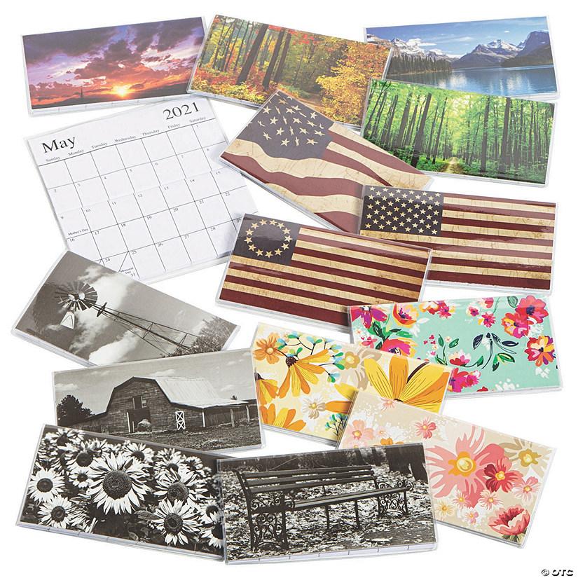 2021 - 2022 Pocket Calendar Assortment   Oriental Trading