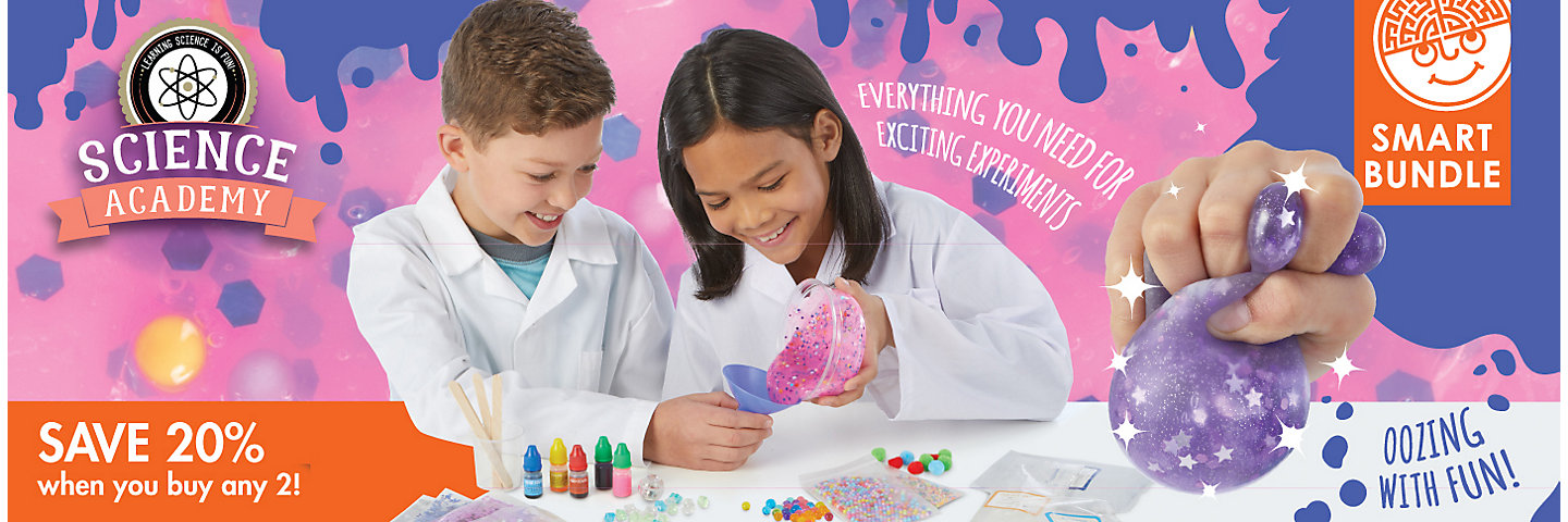 Science Academy Buy Any 3 Save 20%