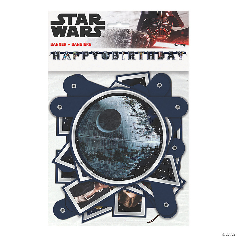 STAR WARS Force Awakens PARTY GAME POSTER ~ Birthday Supplies Decorations VII