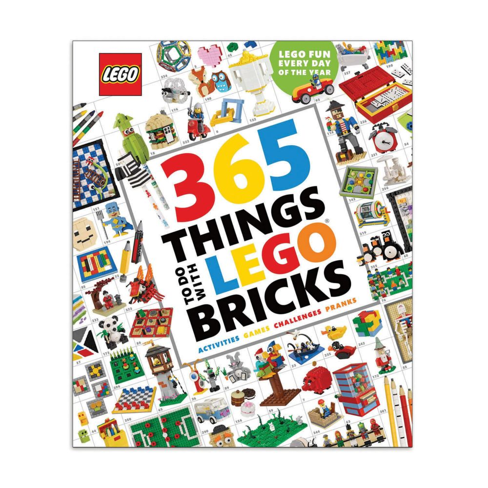 365 Things to Do with LEGO Bricks From MindWare