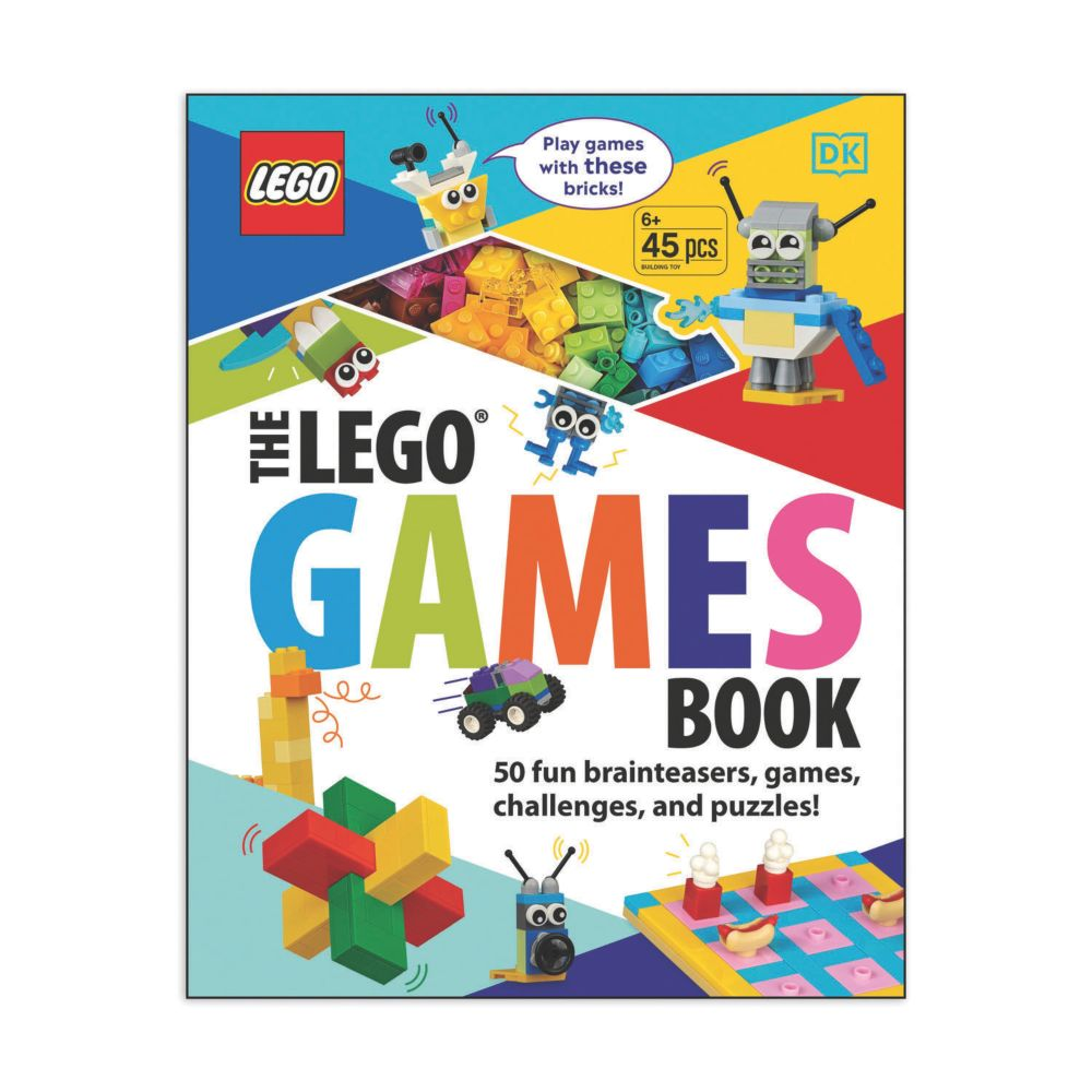 The LEGO Games Book From MindWare