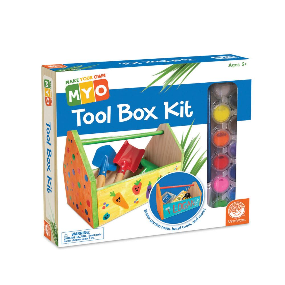 Make Your Own Tool Box Kit From MindWare