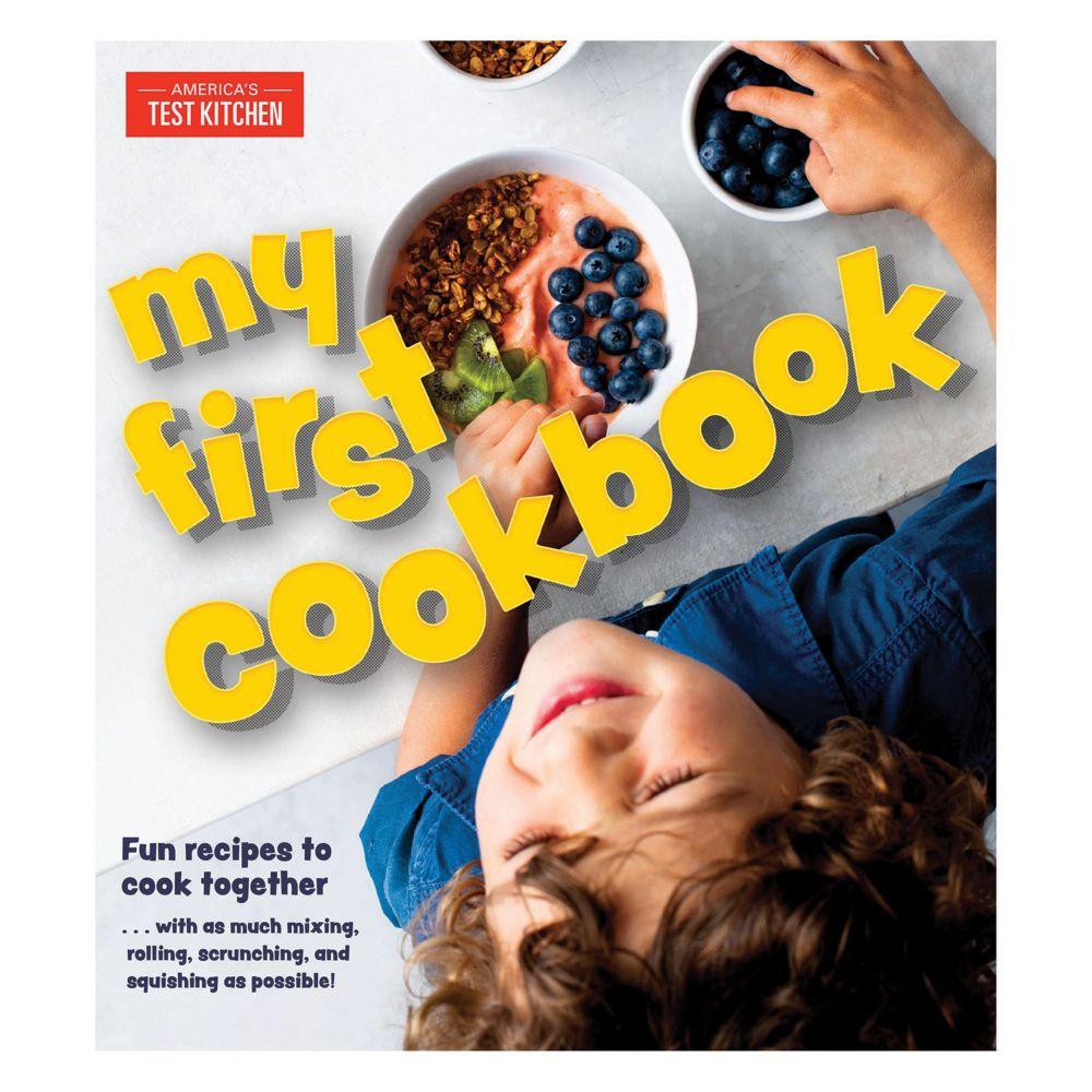 Americas Test Kitchen My First Cookbook From MindWare