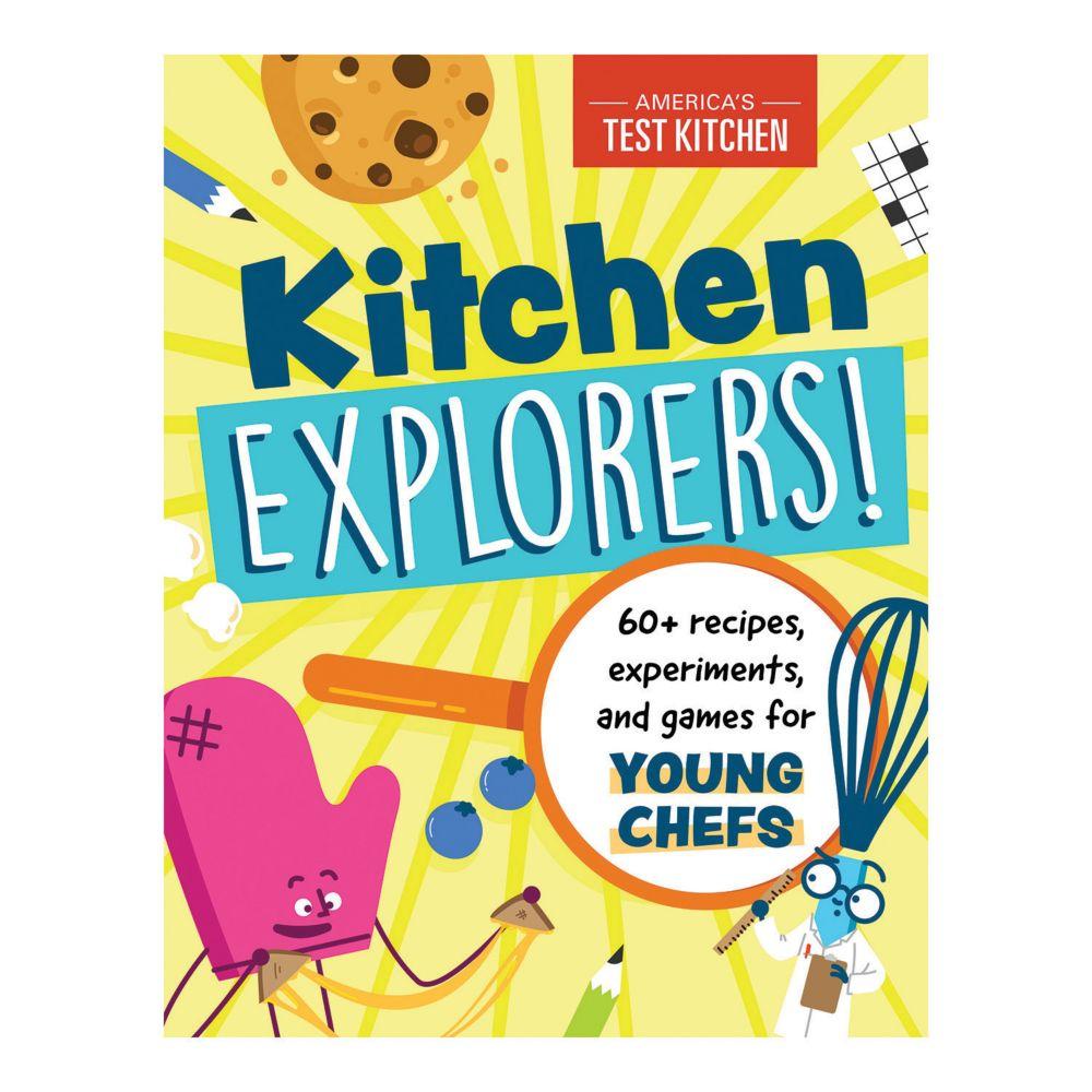 Americas Test Kitchen Kitchen Explorers From MindWare
