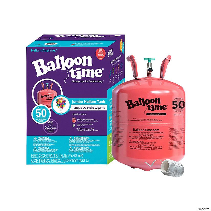 Large Helium Tank
