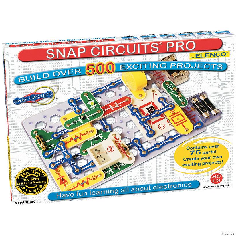 snap circuits 500 rh mindware orientaltrading com