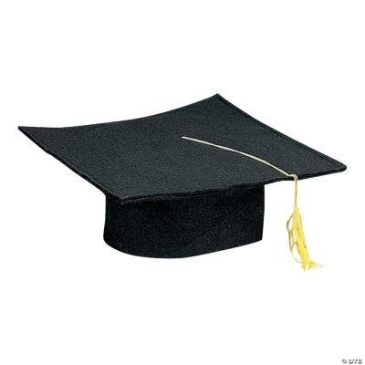 e4aa95020ca This review is fromKid s Felt Black Graduation Mortarboard Hats.