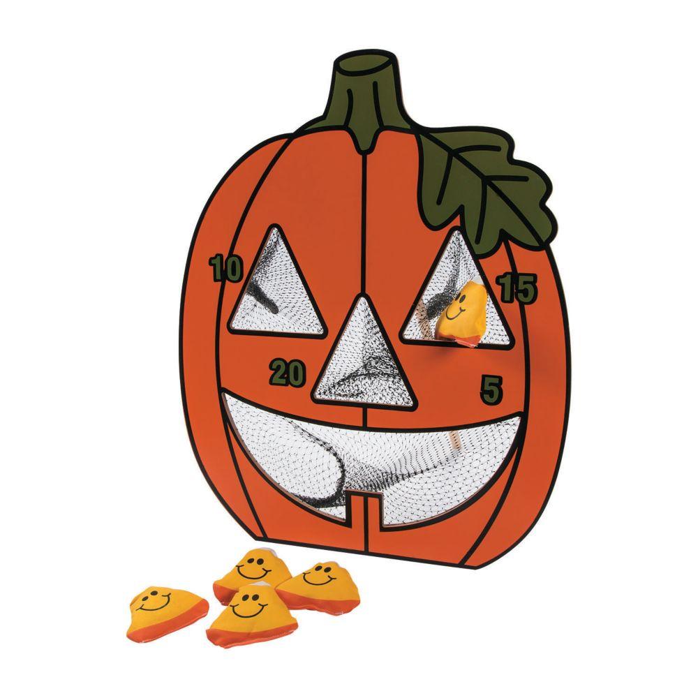 Pumpkin Bag Toss