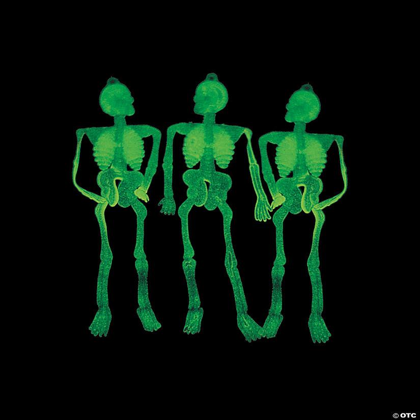 Glow-in-the-Dark Skeletons