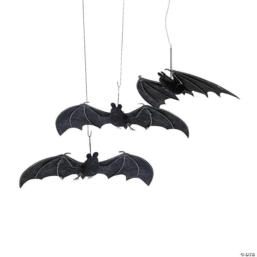 Hanging Bat Halloween Decorations Oriental Trading