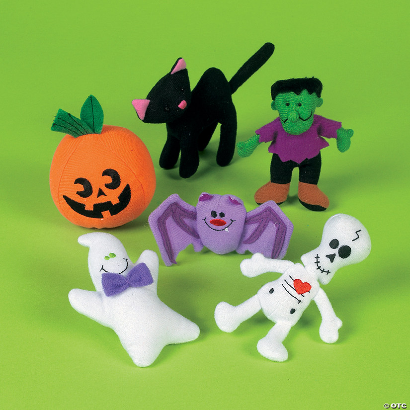 Awesome Plush Mini Bean Bag Halloween Characters Discontinued Dailytribune Chair Design For Home Dailytribuneorg