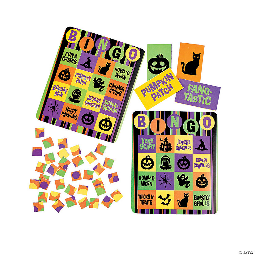 Oriental trading halloween prizes for games