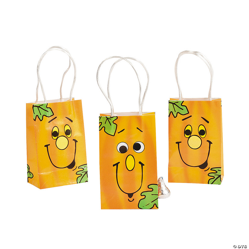 sc 1 st  Oriental Trading & Small Halloween Gift Bags
