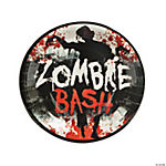 Zombie Party Paper Dinner Plates