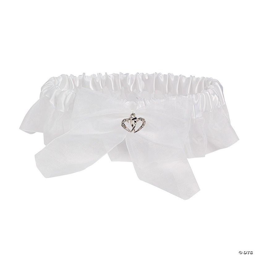 Why Two Garters For Wedding: Two Hearts Wedding Garter