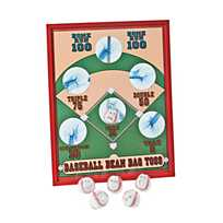 Carnival Can Bean Bag Toss Game   Oriental Trading