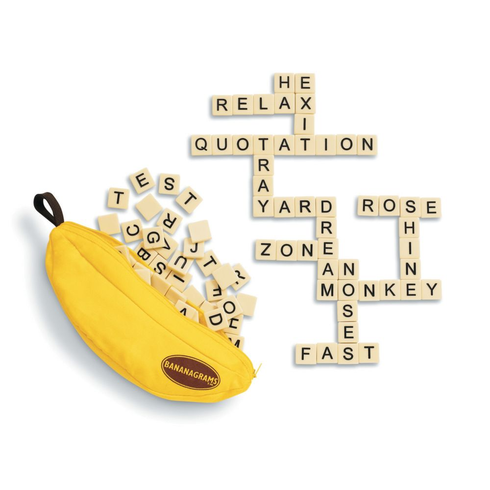 Bananagrams From MindWare