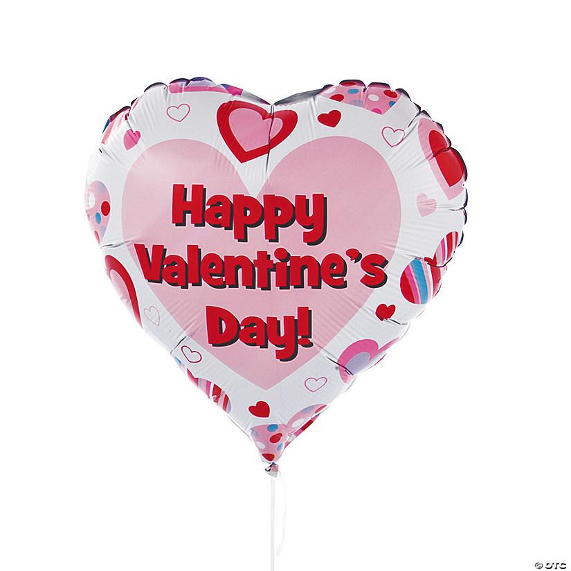 Happy Valentine S Day Mylar Balloons