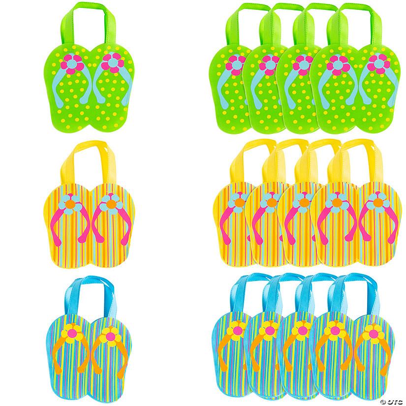 e764b40171d6 Mini Flip Flop Tote Bags