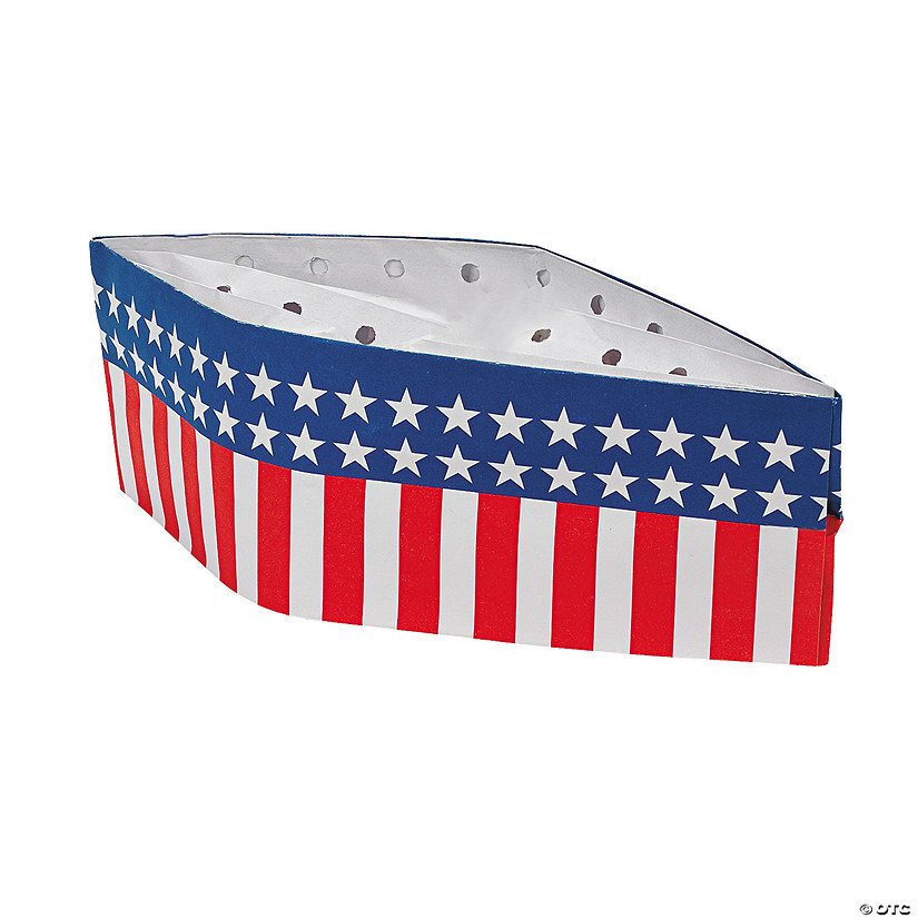 Child's Patriotic Hats - Discontinued