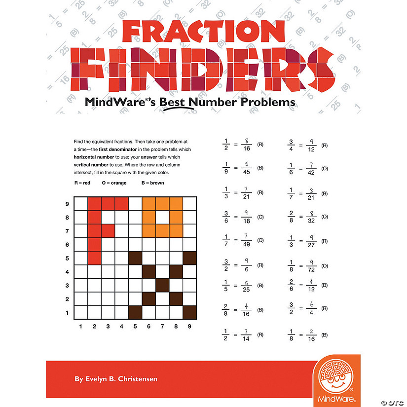 Fraction Finders | Mindware