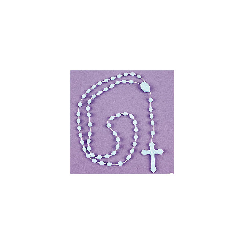 Blue Rosary Beads - Discontinued