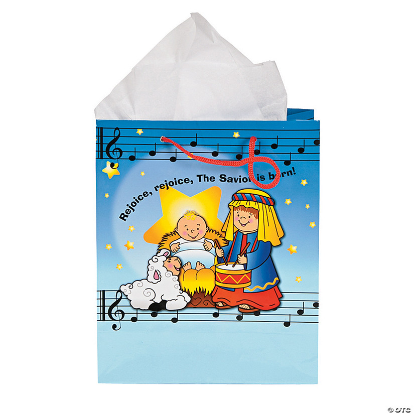 Religious Christmas Cards For Children.Religious Christmas Gift Bags For Kids Discontinued