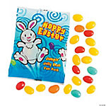 Easter Jelly Bean Candy Fun Packs