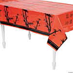 Chinese New Year Plastic Tablecloth