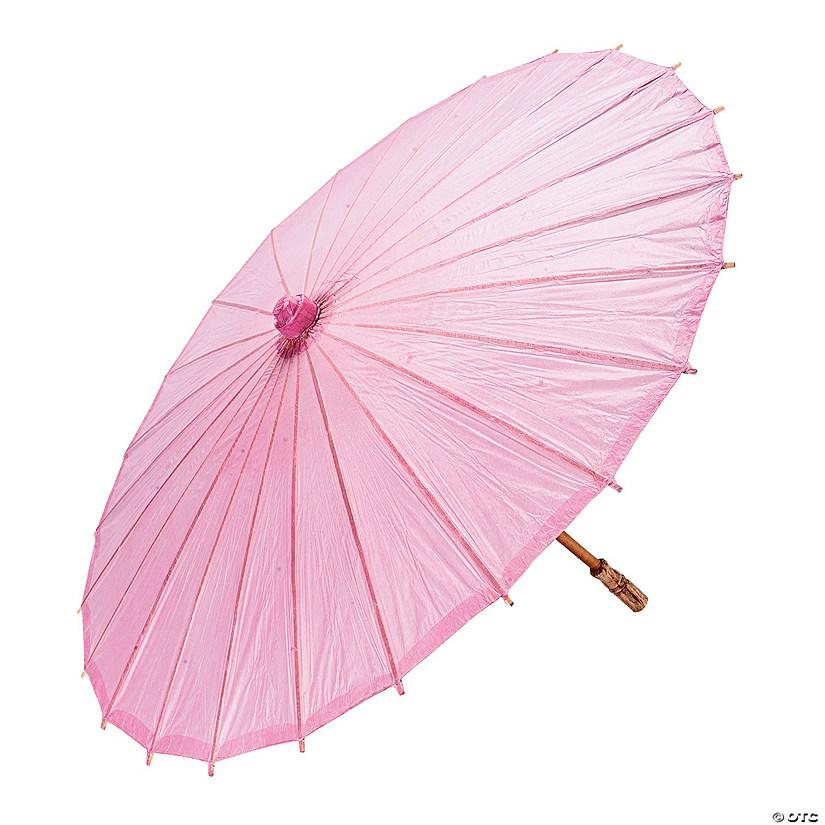 Pink Paper Parasol