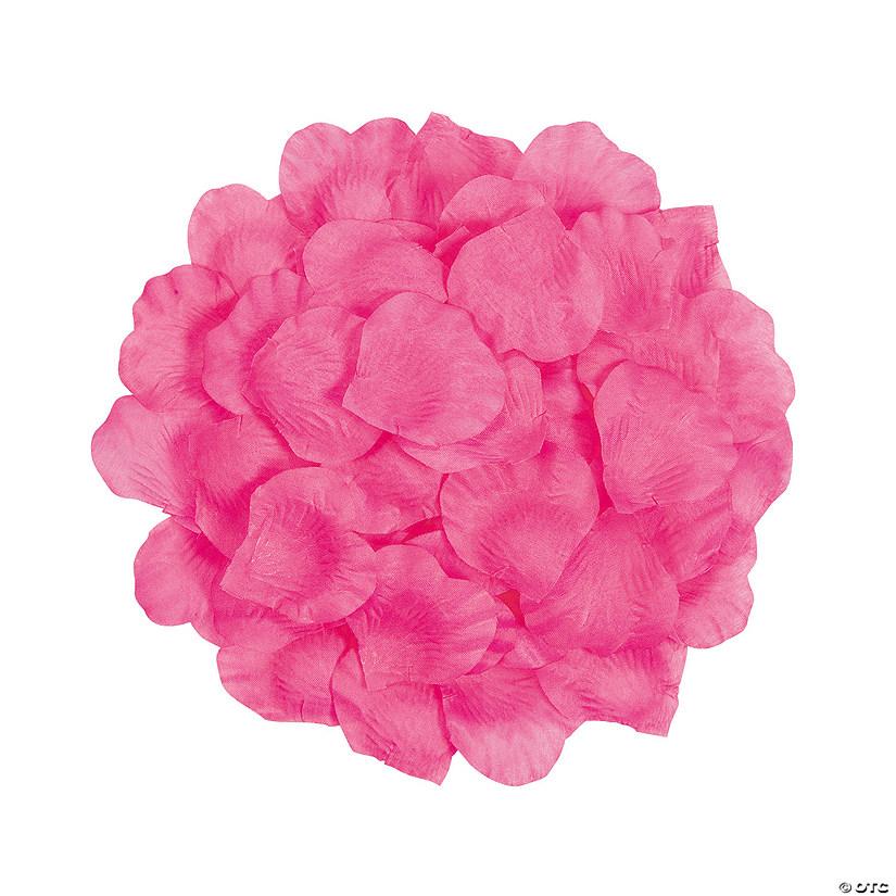 Hot pink rose petals mightylinksfo