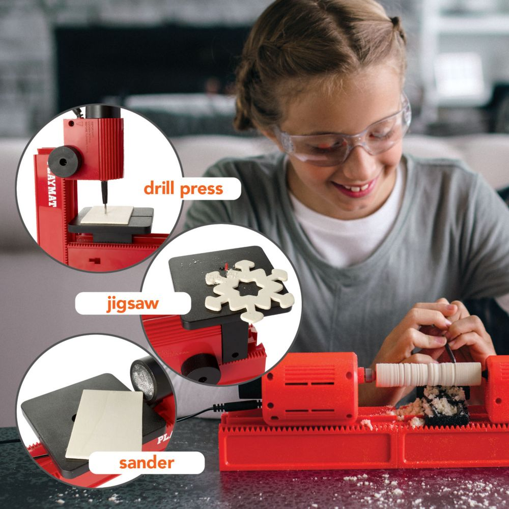 4-In-1 Cool Tool Workshop From MindWare