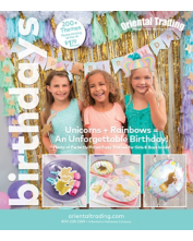 Birthday Catalog