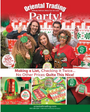 Holiday Party Catalog