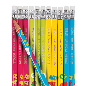 Pencils Personalized Pencils Bulk Pencils School Supplies For