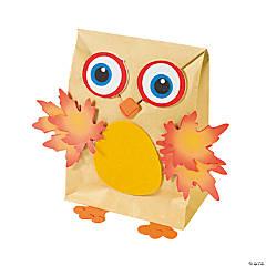 Owl Nature Bag Craft Kit