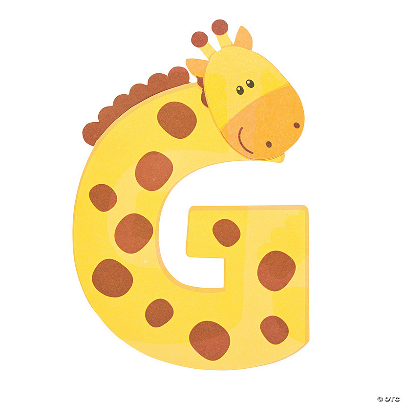 letter g crafts g is for giraffes letter g craft kit discontinued 22861 | 48 8068?$PDP VIEWER IMAGE$