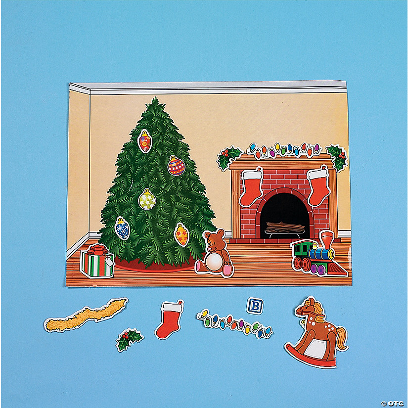 Christmas Scenes Images.Christmas Scenes Magnetic Pictures Discontinued