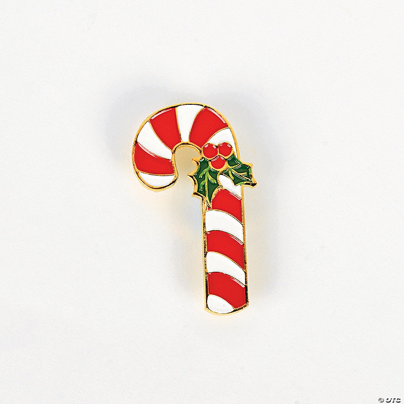 Candy Cane Pins