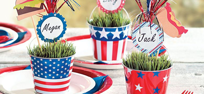 4th Of July Party Ideas July 4th Ideas 4th Of July Craft Ideas