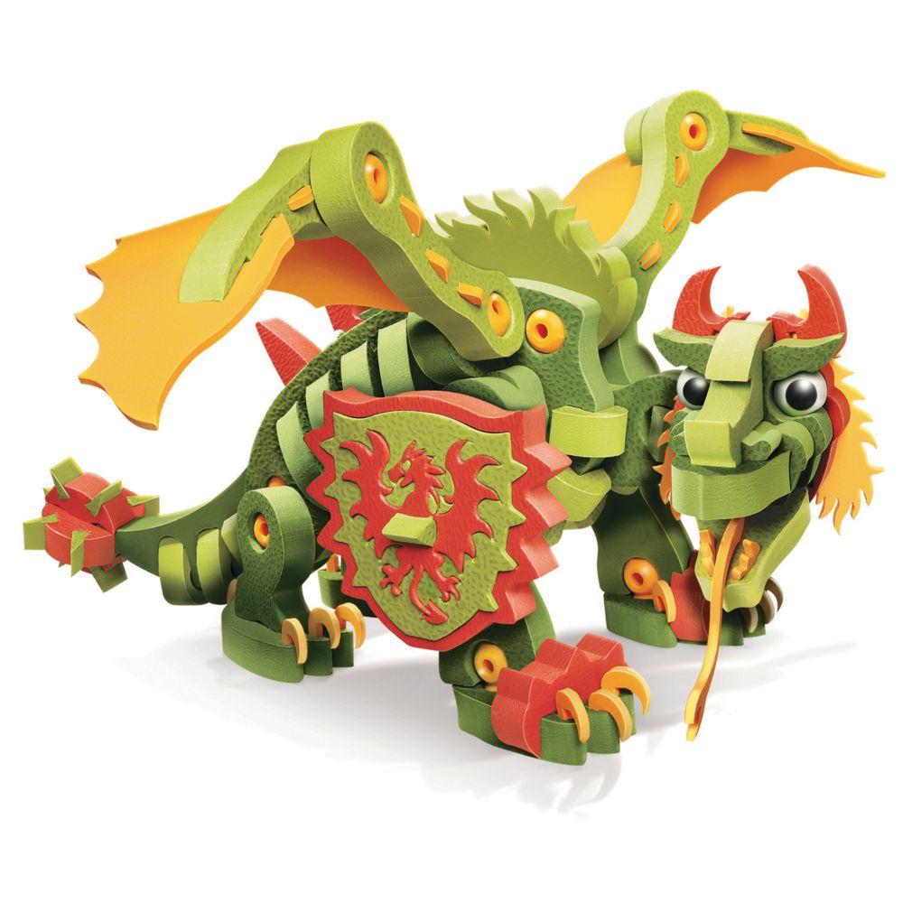 Bloco Combat Dragon From MindWare