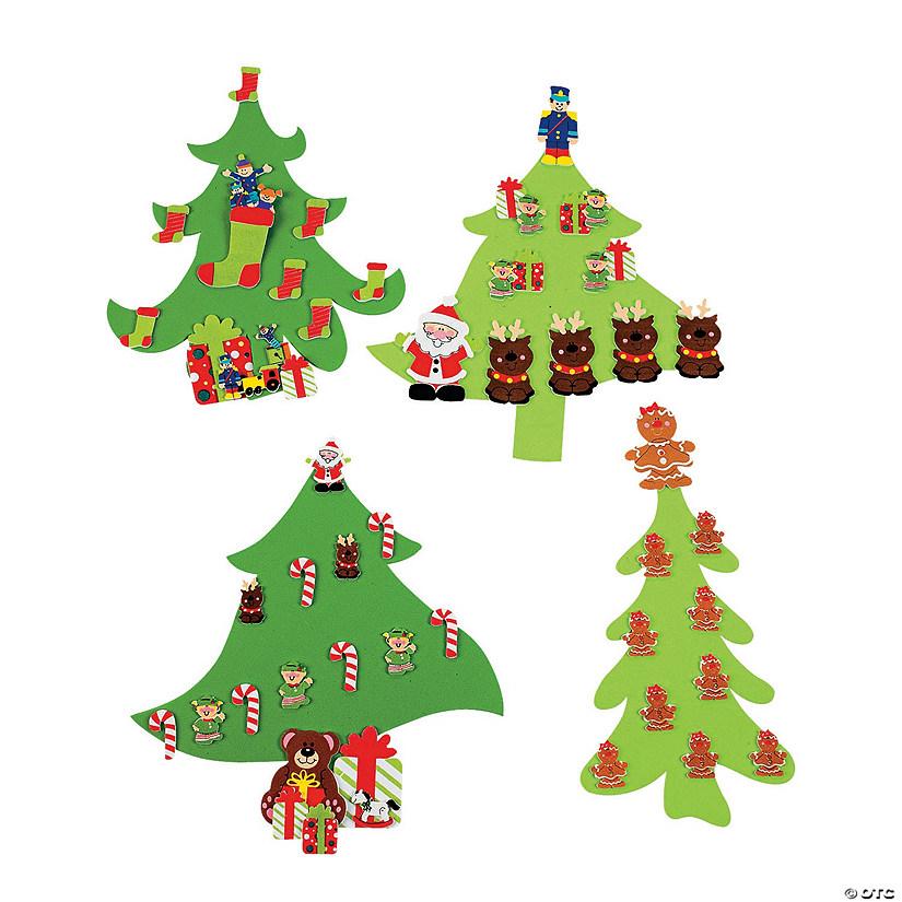 Christmas Shapes.Fabulous Foam Jumbo Christmas Trees
