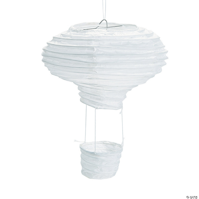 Diy Hot Air Balloon Lanterns Discontinued