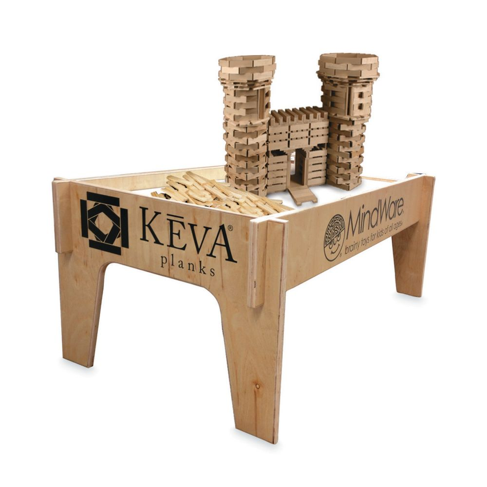 Keva: Wooden Play Table From MindWare