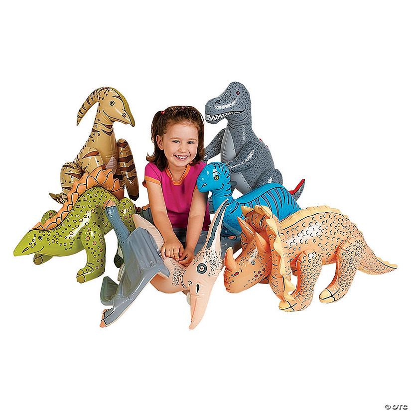 Jumbo Inflatable Dinosaurs Oriental Trading
