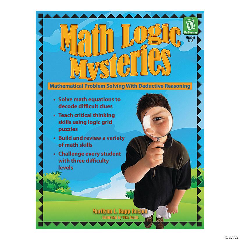 Math Logic Mysteries: Set 2 - Discontinued