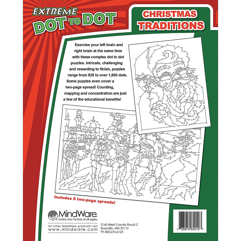 Extreme Dot to Dot: Christmas Traditions, Educators ...