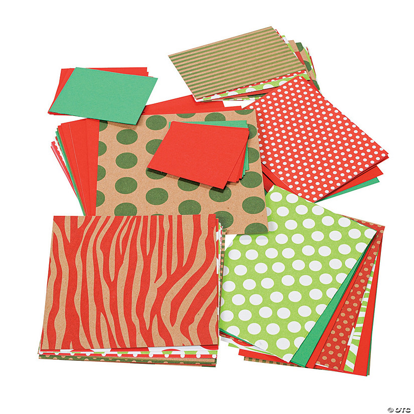 Christmas Scrapbook Paper Pack - Discontinued